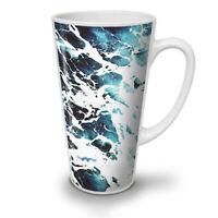 Sea Beautiful Life NEW White Tea Coffee Latte Mug 12 17 oz | Wellcoda