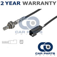 FOR FORD PUMA 1.4 16V 1998-00 4 WIRE REAR LAMBDA OXYGEN SENSOR O2 EXHAUST PROBE