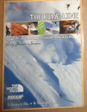 The Fine Line, A 16mm Avalanche Education Film - DVD - SEALED, Brand new 2011
