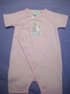 MAX AND TILLY BABY GIRL  NEWBORN  ROMPER