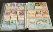 Pokemon collection binder lot - Charizard, 1st edition, shadowless, holo WOTC 🔥