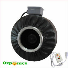 Steel Fan (Air Circulation) Hydroponic Environmental Controls