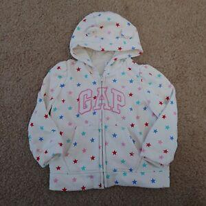Gap Girls Sweatshirt With Stars 18-24 Months