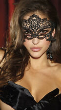 Women's Sexy Lingerie Embroidered Venice Eye Mask Halloween Masquerade