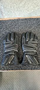 Buffalo thermal waterproof leather motorcycle gloves