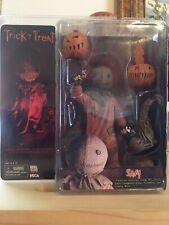 Neca Reel Toys Trick ?r Treat Sam 1st release (sealed) Halloween action figure