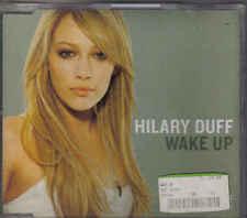 Hillary Duff-Wake Up cd maxi single