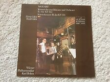 MOZART  Klavierkonzerte KV 595 & 365 - Emil & Elena GILELS - BÖHM - LP