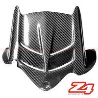2008-2010 ZX-10R Shorty Rear Hugger Mud Guard Fender Fairing Cowl Carbon Fiber