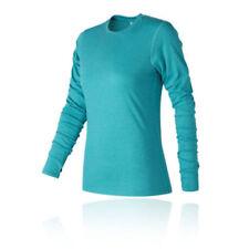 Maglie e camicie da donna bluse manica lunghi misto cotone
