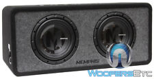 "MEMPHIS PRXE10D2 10"" 1000W LOADED ENCLOSURE SUBWOOFERS BASS SPEAKERS PORTED BOX"