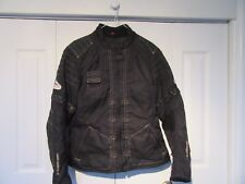 Hein Gericke Ladies Textile Jacket with FULL Armour