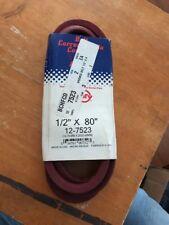 """1/2"""" X 80"""" V-Belt - 4L800 - One Rotary Belt 7523"""