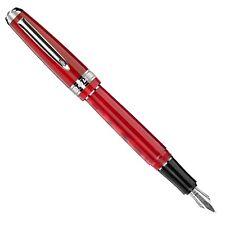 Marlen Splendida Fountain Pen Stilografica | Red Italian Resin | Special Coll.
