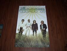 The Doors Photo From The Album Watting For The Sun Cover Poster