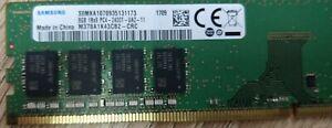 Samsung 8GB RAM 1Rx8 DDR4 PC4-2400T DIMM