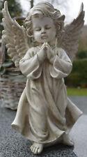 Grabengel Engel Schutzengel Grabschmuck Deko Engelfigur Trauerengel groß  NEU