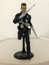 Hot Toys - Terminator 2 T-1000 MMS129 - 1/6 scale figure - Great Condition