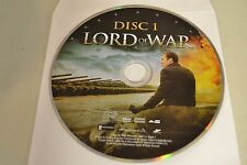 Lord of War (DVD, 2006, Widescreen - Single Disc)Disc Only Free Shipping