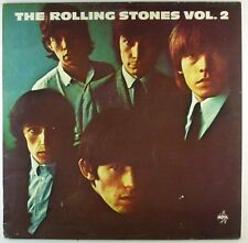 "12"" LP - The Rolling Stones - No. 2 - K6729 - cleaned"
