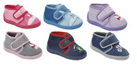 Kids Boys Girls Toddlers Slippers Boots Booties Childrens Shoes
