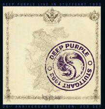 Deep Purple - Live In Stuttgart 1993 [CD]