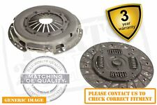 Fiat Qubo 1.3 D Multijet 2 Piece Clutch Kit Replacement Set 95 Mpv 07.10 - On