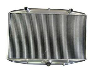 ROOSE. Jaguar S3 V12 E-Type Lightweight High Efficiency Alloy Radiator