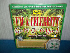 I'M A CELEBRITY GET ME OUT OF HERE! - INTERACTIVE DVD GAME - NEW & SEALED