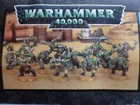 WARHAMMER SPACE ORK STIKKBOMMERZ BATTLE SQUAD EXTRAS RARE FAST SHIPING +TRACKING