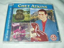 CHET ATKINS Mr. Atkins Guitar Picker/Finger Pickin' Good CD Classic RCA Albums