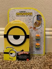 Minions 2: The Rise of Gru Splat 'Ems Construction Playset from Mattel (NIB)