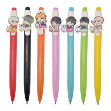 Kpop BTS Wings Gel Ink Pen Bangtan Boys Fan Sugar V JIMIN Ball Pen School Supply