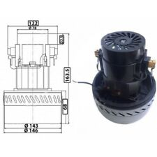 Motor aspirador universal 1600W 54AS222