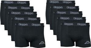 10er Set Herren Kappa Boxershorts Boxer Shorts Retros Pants Unterhosen