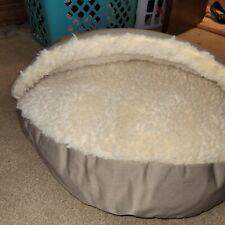 New listing Dog bed medium washable Zipper