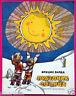 1980 Fricis Barda HOLIDAY SUN Poems Russian USSR Soviet children book