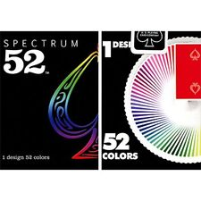 Spectrum 52 Deck by US Playing Cards New