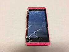 BLU DASH MUSIC 4.0 RED CRICKET DUAL SIM SMARTPHONE (NOT WORKING)