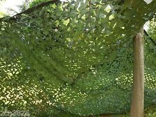 2x3m Army Green Military Surplus Camouflage Netting Camo Net for Hunting Camping