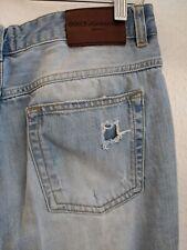 Jeans von Dolce&Gabbana 14 Gold gr 48 L