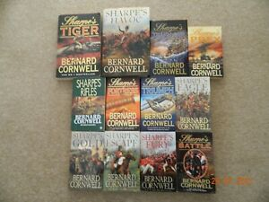Bernard Cornwell Classic Sharpe's Adventures Book Collection, 24 Books