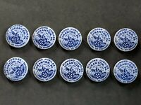Lot of 10 1941 Historic Scranton PA Diamond Jubilee Founding Pinback Button