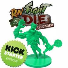 Run, Fight, or Die Reloaded: Extra Mutant Zombie (Kickstarter Special)
