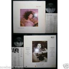 Kate Bush - Hounds Of Love Asian LP #1 RE-5009 +insert