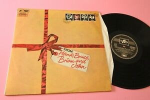 THE SHADOWS LP FROM HANK ITALY 1968 NM LAMINATED COVER