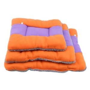 Pet Large Bed House Mattress Dog Cat Puppy Cushion Soft Warm Kennel Mat 6N