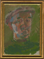 Ronald Ossory Dunlop - 20th Century Oil, Old Gerry, A Promising Golfer
