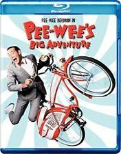 Pee Wee's Big Adventure 0883929198641 With David Glasser Blu-ray Region a