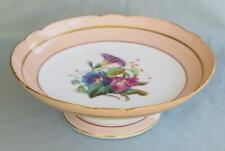 Old Paris Porcelain Footed Cake Plate Tazza